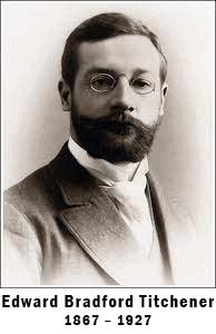 SEP Founder Edward Titchener
